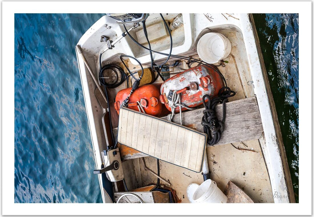 Lifeboat, 2009, Open Edition C-print