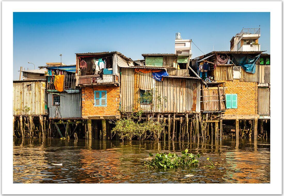 Along the Mekong (Vietnam), 2014, Open Edition C-print