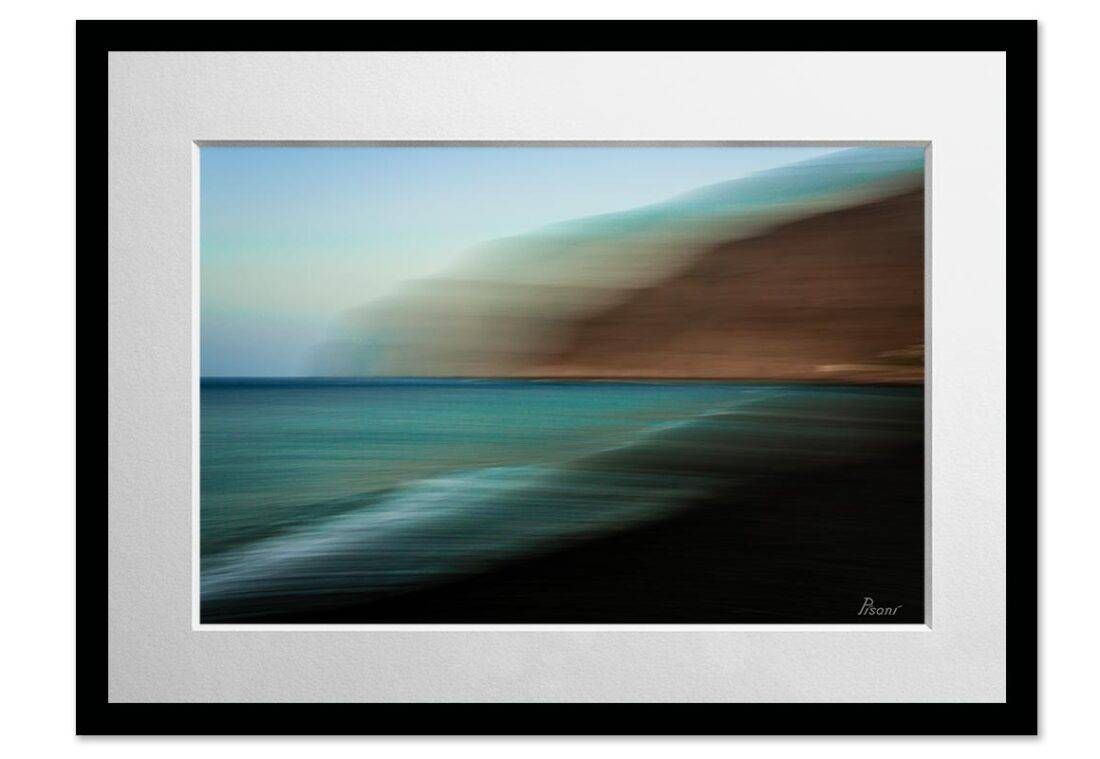 Framed example. Frame is not Included.