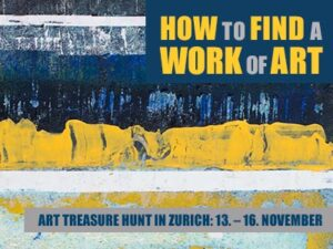 How to Find A Work of Art: Exhibition contest by Artist Joseph Pisani