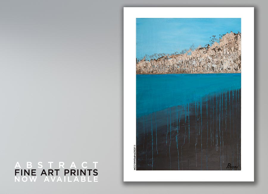 ©Joseph Pisani. All rights reserved. Pisani Abstract, Fine Art Prints are now available for purchase in both open editions and Limited Editions the are signed and numbered.